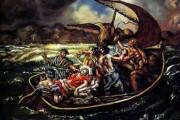 Dio sale a bordo sulla barca della nostra vita - XII Domenica Tempo Ordinario -B