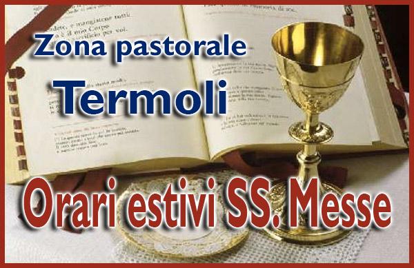 SS. Messe Estive