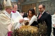 """""""Non rifiutate mai il battesimo a chi lo chiede""""."""