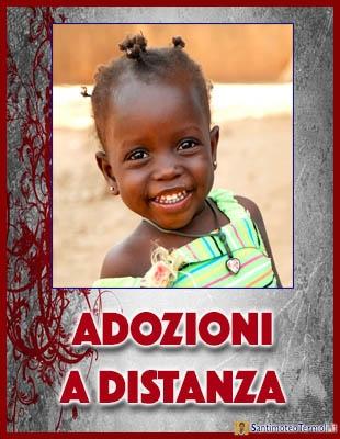 adozioni a distanza