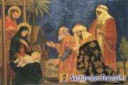 Dio desidera che abbiamo desiderio di lui - Epifania del Signore - C