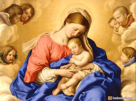 """""""Nato da Donna"""". Madre e Discepola, Madre e Figlia"""
