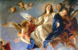 Incontro di grembi, sussulto di vita e di gioia. Assunzione della Beata  Maria Vergine - C