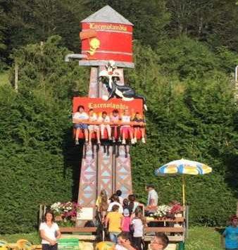 Campo scuola parrocchiale Lago Laceno 2016: sesto giorno.