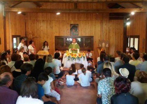 Campo scuola parrocchiale Lago Laceno 2016: ultimo giorno.
