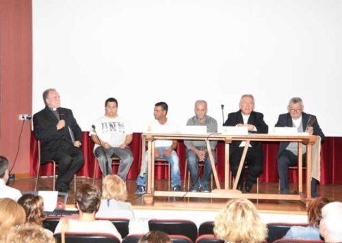 Foto: Presentazione libro don Benito Giorgetta – 19 settembre 2016