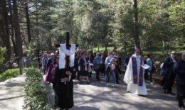 Via crucis a San Giovanni Rotondo – 10 aprile 2017