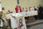 Solenne Pontificale nella festa di San Timoteo