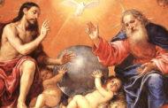 La scuola di Dio ci laurea nella sapienza dell'amore. S.S. Trinità
