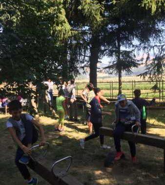 Campo Scuola 2017 - Secondo giorno