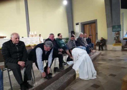 S. Messa del Giovedì Santo – 29 marzo 2018