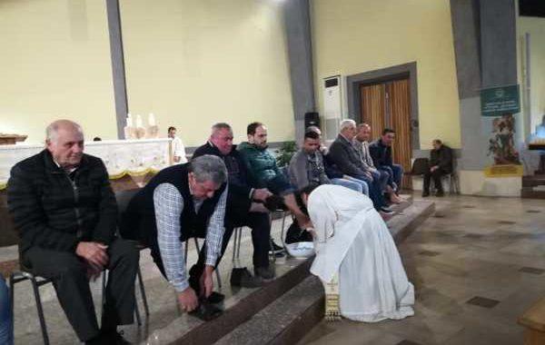 S. Messa del Giovedì Santo - 29 marzo 2018