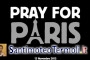 Strage di Parigi, il dolore del Papa