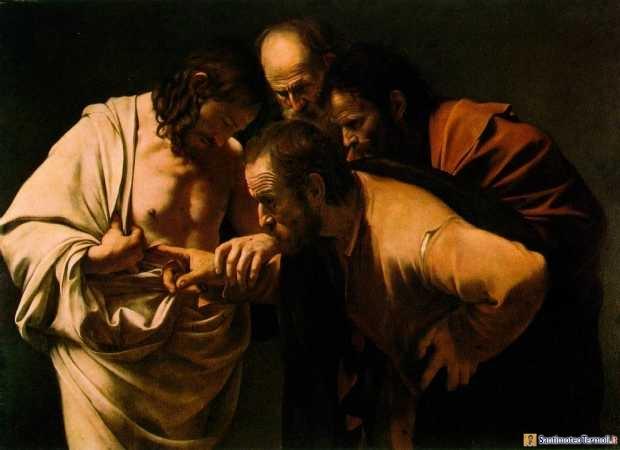 Le ferite del Risorto come mappa dell'amore di Dio. II Domenica di Pasqua  - C