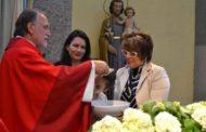 Battesimo di CINDI e FESTA DEL PERDONO 15 maggio 2016