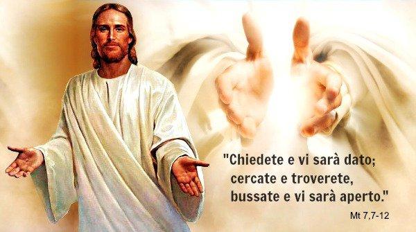 """Pregare è """"fare il pieno"""" di Dio. XVII Domenica Tempo Ordinario - C"""