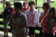 Campo scuola parrocchiale Lago Laceno 2016: Messaggi.