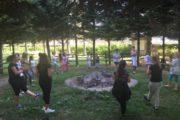 Campo scuola parrocchiale Lago Laceno 2016: Secondo Giorno.