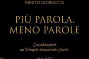 Nuovo libro di Don Benito Giorgetta: