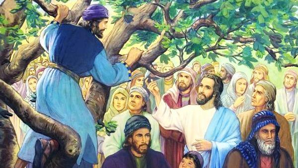 Dio insaziabile cercatore dell'uomo peccatore