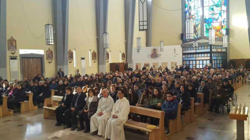 Celebrazione dei Ministeri e Incarico ai nuovi Ministri S. dell'Eucaristia