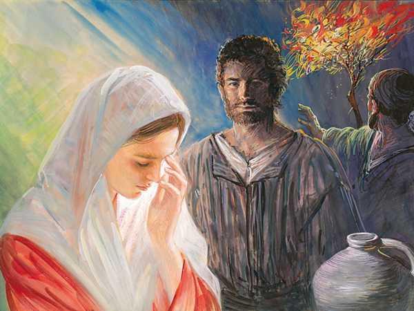 """San Giuseppe contro il """"femminicidio"""". IV Domenica di Avvento - A"""
