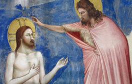 Nel Battesimo, l'abbraccio di Dio dal cielo spalancato per noi. Battesimo del Signore - A