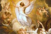 La forza gravitazionale del cielo. Ascensione del Signore - A