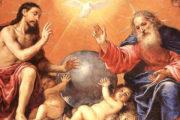 Non un Dio solitario ma comunitario. Santissima Trinità - A
