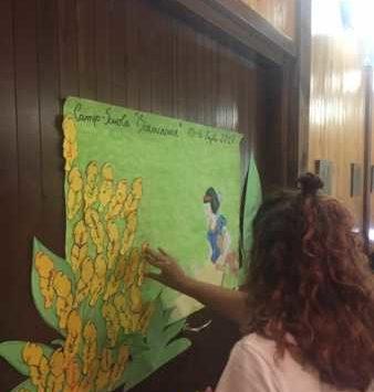 Campo Scuola 2017 –  Primo giorno
