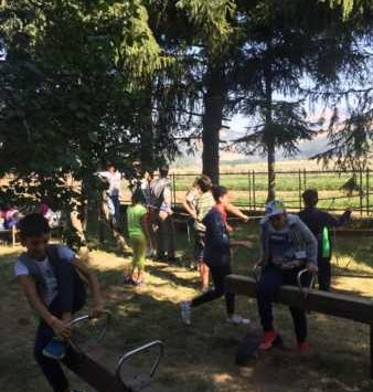 Campo Scuola 2017 – Secondo giorno
