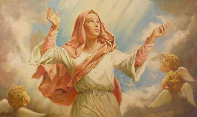 Maria primizia e compimento dell'umanità redenta