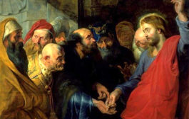 A Cesare la buccia a Dio la sostanza. XXIX Domenica Tempo Ordinario - A