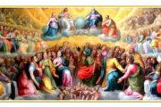 """""""Sii sempre il meglio di ciò che sei"""": ecco la santità. Solennità di Tutti i Santi- A"""