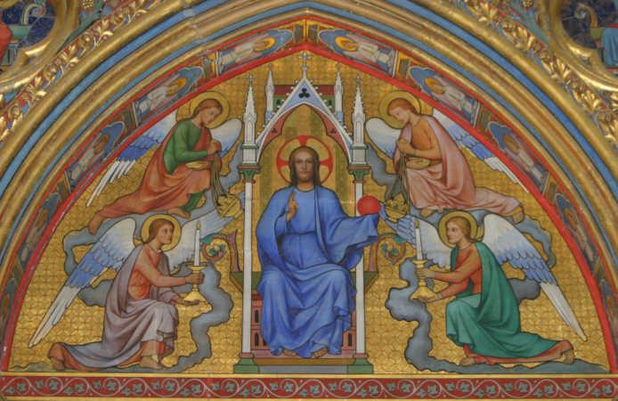 La croce: Il regalo regale di Gesù, il servitore per amore