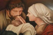 La famiglia umana di Gesù Giuseppe e Maria. Santa Famiglia di Gesù Giuseppe e Maria - B