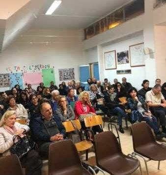 Corso di volontariato per detenuti – Primo incontro