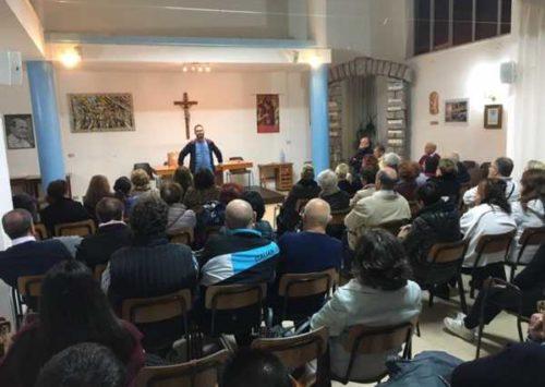 """IV incontro """"Corso di volontariato per detenuti"""" – don Marco Colonna"""