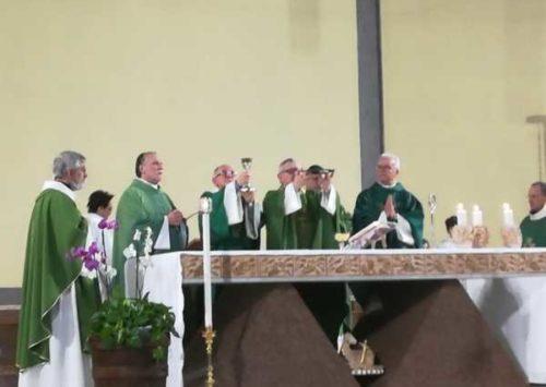 Celebrazione solenne in onore di San Timoteo