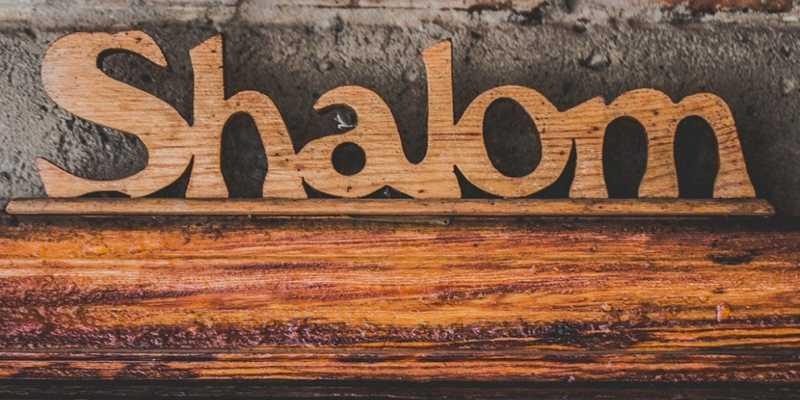 Shalom! La pace di Dio
