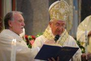 Visita del nunzio apostolico in Iran S. E. Mons. Leo Boccardi e celebrazione dei Battesimi