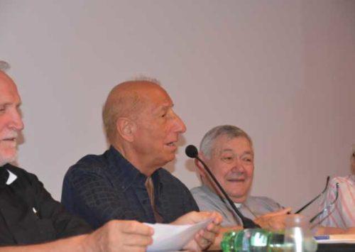 Intervista a Pippo Franco per la presentazione del fumetto sulla vita di San Timoteo
