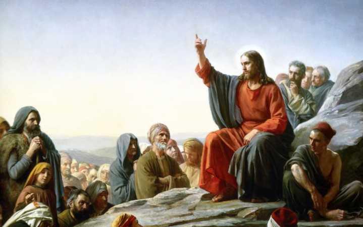 Il vero servo dell'uomo è Dio