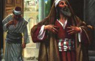 La cattedra del peccatore: l'umiltà