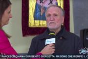 Papa Francesco chiama Don Benito Giorgetta: un dono che riempie il cuore