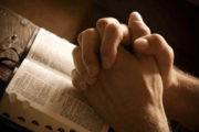 Pregare come un orologio senza lancette
