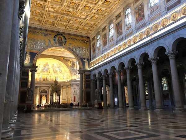 Preghiera ecumenica con i fratelli ortodossi della Diocesi romena d' Italia.