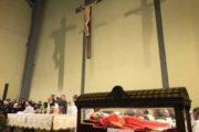 Concluso il Pellegrinaggio del Corpo di San Timoteo da Termoli alle Basiliche di San Paolo fuori le mura e di San Pietro a Roma
