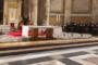 Preghiera ecumenica presso la tomba di Paolo alla presenza del corpo di San Timoteo.