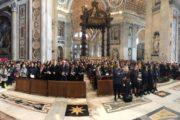 """""""Grazie Papa Francesco"""": la grande gioia di oltre 1200 fedeli della Diocesi di Termoli- Larino a Roma"""